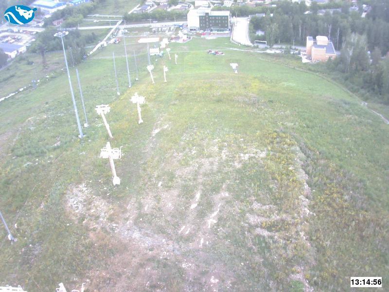 Райдер. Вид с горы